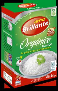 Arroz brillante org nico arroz en argentina for Arroz blanco cocina al natural